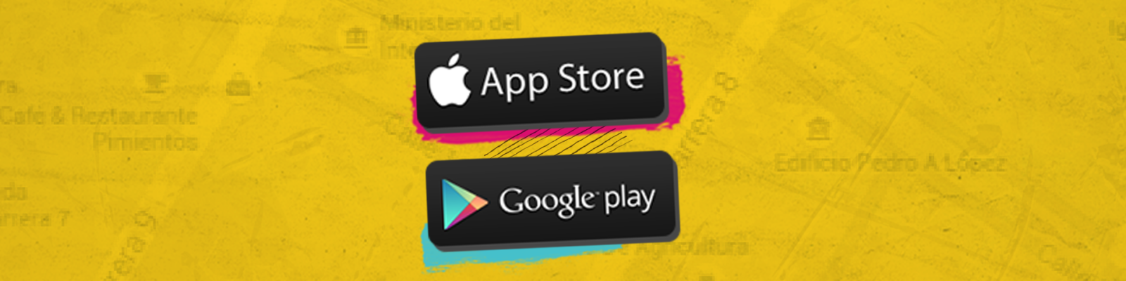 Descarga Tribuka en App Store y Google Play